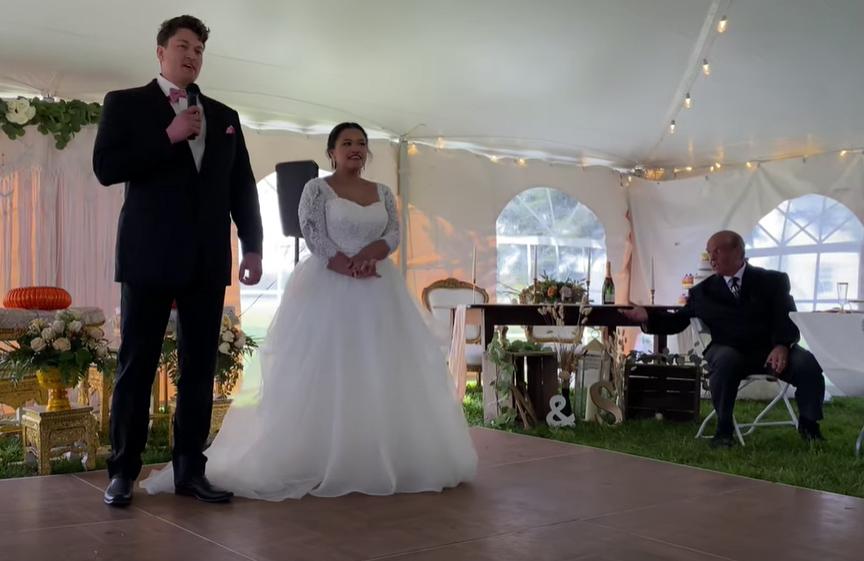 metal wedding