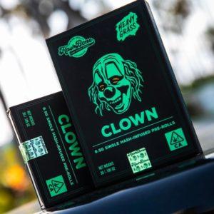 Идея мерча номер 666: Shawn 'Clown' Crahan продает фирменный каннабис