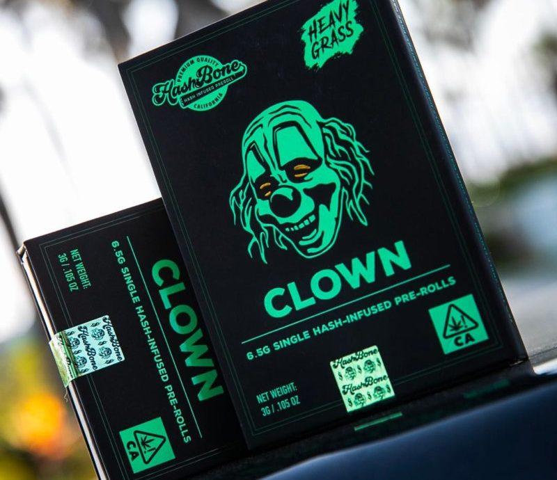 Clown Cannabis x