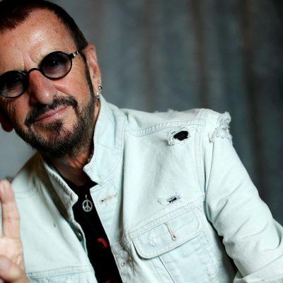 Ringo Starr больше не ассоциируется с кольцами на пенис