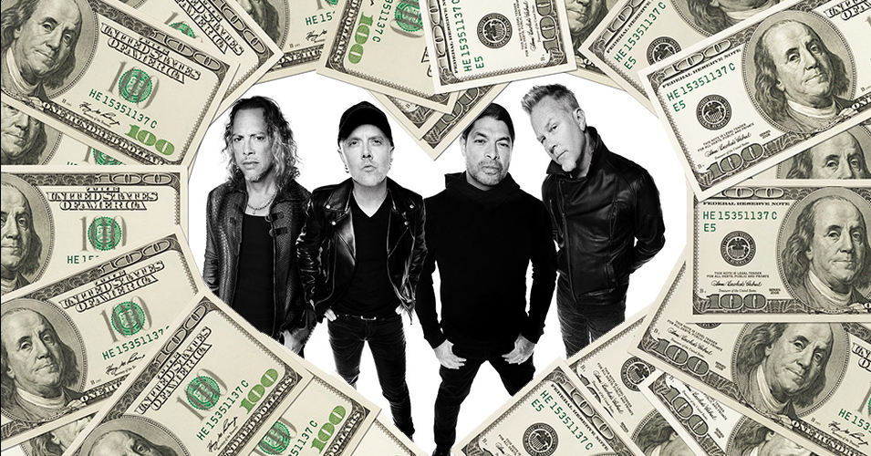 metallica money