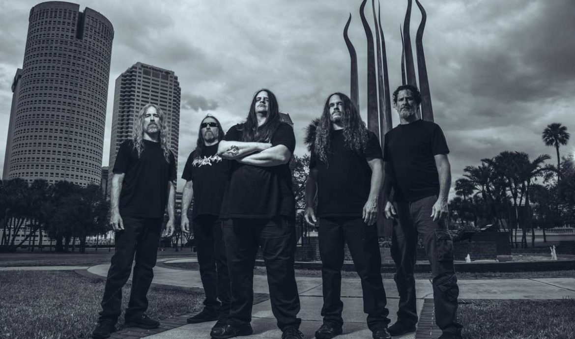 Cannibal corpse Violence Unimagined Band