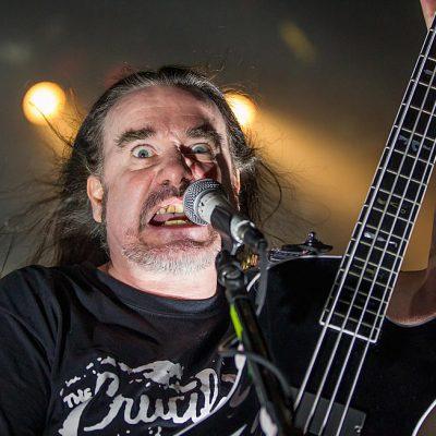 Jeff Walker, CARCASS: «Наша манера настраивать гитары привела к появлению ряда чудовищных эффектов, типа ню-метала»