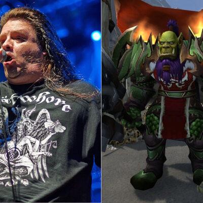 Персонаж Corpsegrinder'a из CANNIBAL CORPSE в «World of Warcraft» переименован ввиду гомофобии