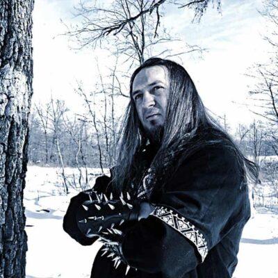 Стоит послушать: atmospheric black pagan проект ZGARD из Украины