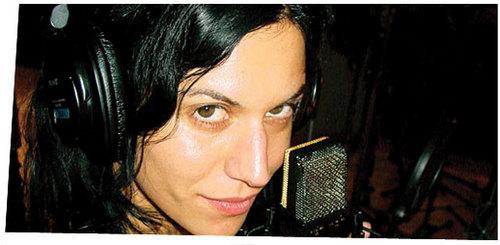 Кристина Скаббиа без грима