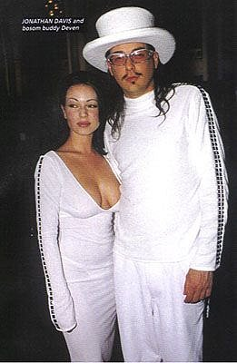жена Джонатана Дэвиса