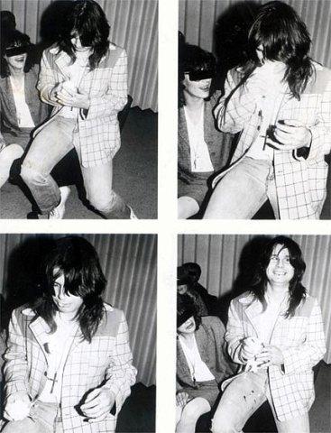 Ozzy Osbourne в молодости