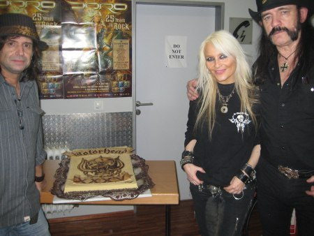 Doro and Lemmy