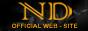 Официальный сайт группы ND